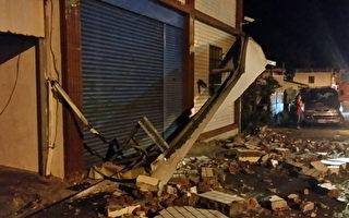 台湾多地震恐受海啸威胁 气象局将发警报提醒