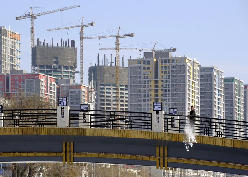 北京商品房成交慘淡 近一周環比跌逾20%
