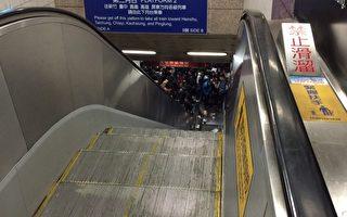 防安全隱患 TTC籲乘客站在自動扶梯中央