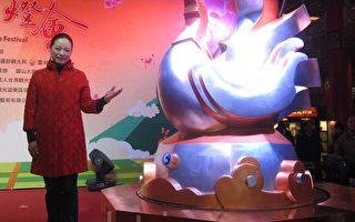 專訪台灣燈會主燈「鳳凰來儀」設計總監