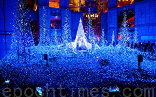 組圖:東京新年燈飾  展現夢幻世界