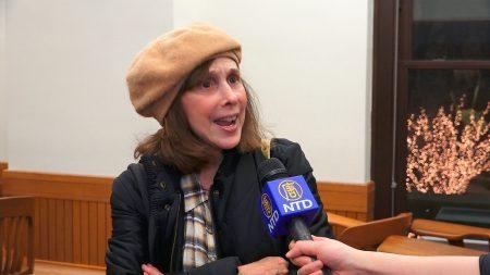 哥倫比亞大學腎臟科醫師Cheryl Kunis。
