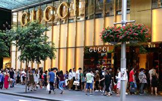 节礼日大扫货 华人购物势头高