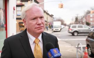 皇后区参议员艾维乐 有意竞选纽约市长