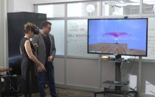 搶灘虛擬實境產業 紐約將成立實驗室
