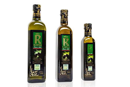 頂級冷壓初榨橄欖油500ml、250ml。(峻岳貿易提供)
