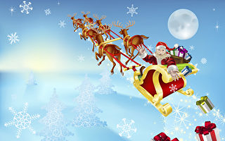 圣诞老人(Fotolia)