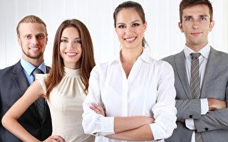 职场肢体语言呈现的五个主要功能