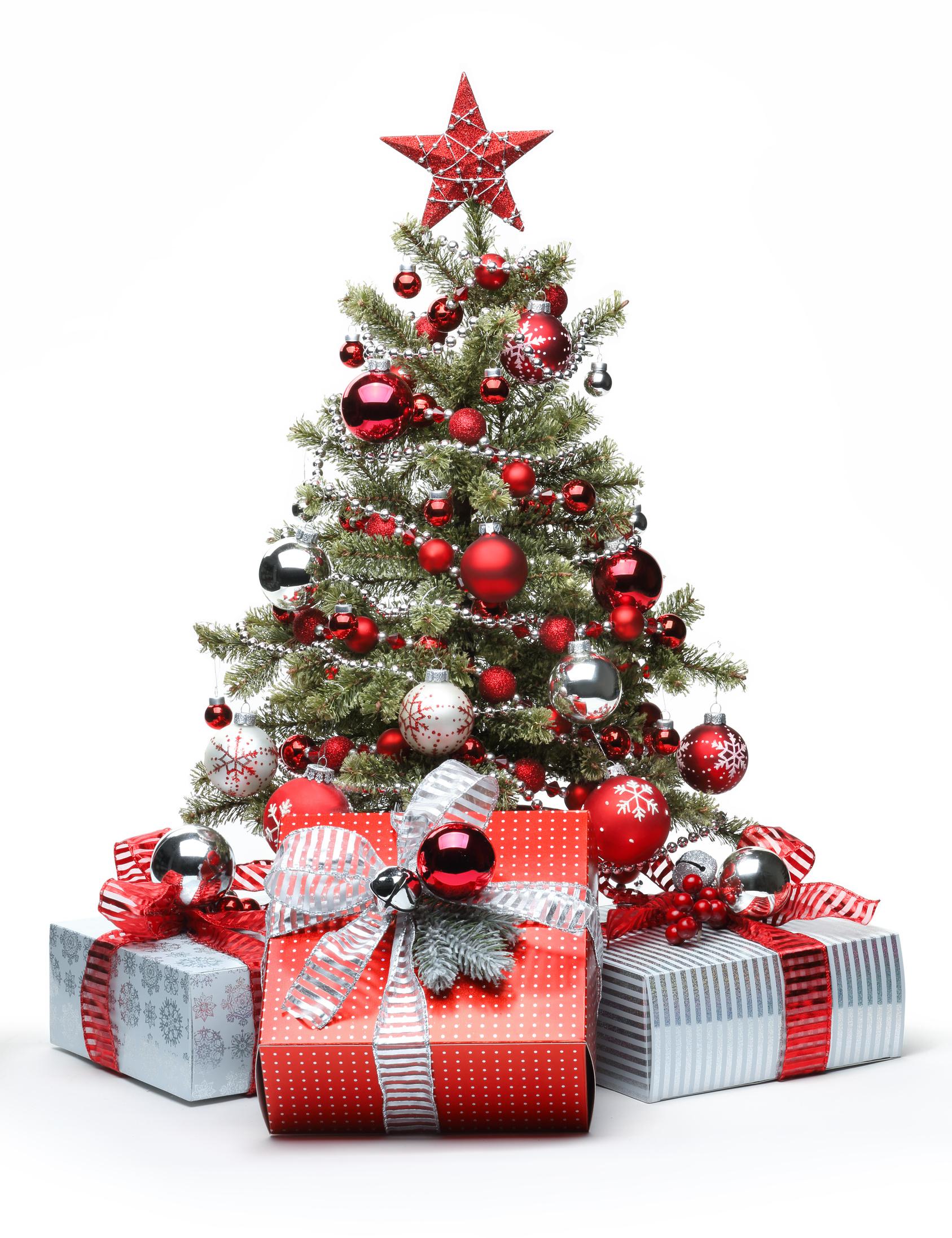 聖誕樹及禮物。(Fotolia)