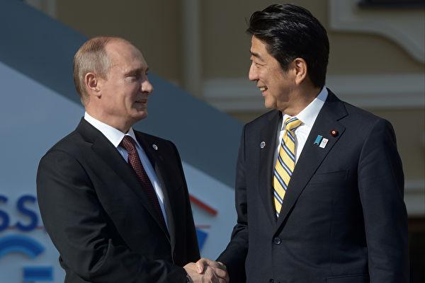 安倍普京「溫泉高峰會」談了哪些話題