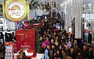 調查:美今年假期購物季促銷更多折扣更大