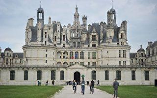 美國富豪捐350萬歐元修復法國著名城堡