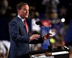 週五,密西根州總檢察長舒特(Bill Schuette)表示,他已對綠黨重新計算該州總統大選票數的要求提出訴訟,要求法院阻止。(Win McNamee/Getty Images)
