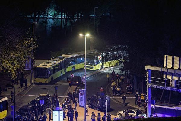 伊斯坦堡連環爆炸 29死166傷