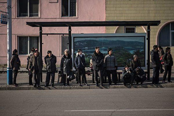 北韓人均國民收入僅為南韓的4.5%