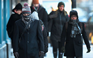 北极漩涡袭美国 49个州温度将低于冰点