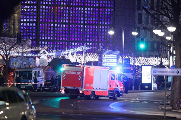 伊斯蘭國宣稱對柏林貨櫃車血案負責