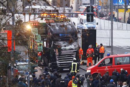 柏林恐襲 IS聲稱犯案 警大力追凶