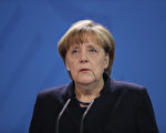 """德国总理默克尔12月20日发表讲话,称""""我们必须认为,这是一起恐袭事件""""。(Sean Gallup/Getty Images)"""