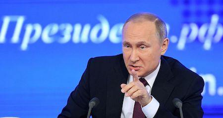 美逐俄外交官 普京反釋善意 望川普來修好