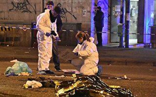 柏林恐襲案 主嫌與警方交火遭擊斃