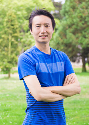 飛天舞蹈老師Jerry Liu。(加州飛天藝術學院提供)