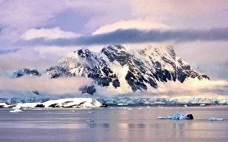 视频:南极冰下世界五颜六色 一派生机