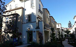 硅谷山景城的一处新建小区。(大纪元)