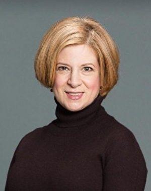 紐約大學蘭戈內醫學中心女性心臟病項目主任內卡‧戈德伯格(Nieca Goldberg)博士。(紐約大學蘭戈內醫學中心提供)