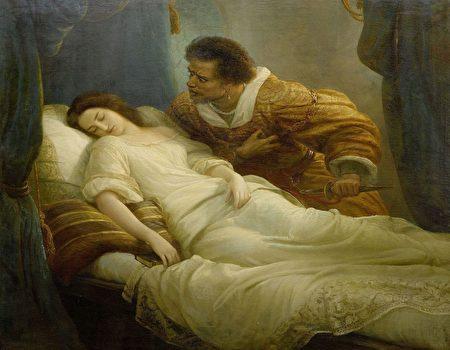 奥赛罗绘画(维基百科公共领域)