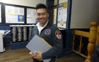 紐約消防局招考消防員 待遇優厚