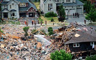 密市民宅爆炸6个月后 33户仍有家难回
