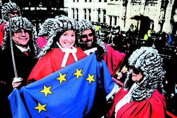 英國脫歐添變數 世紀官司開庭