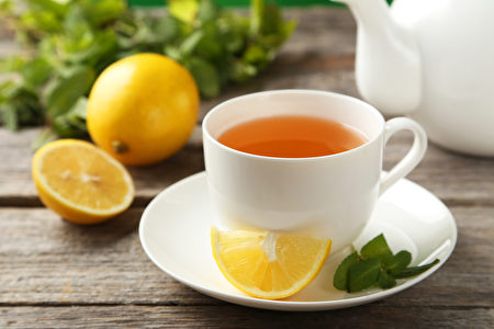 檸檬綠茶(Shutterstock)