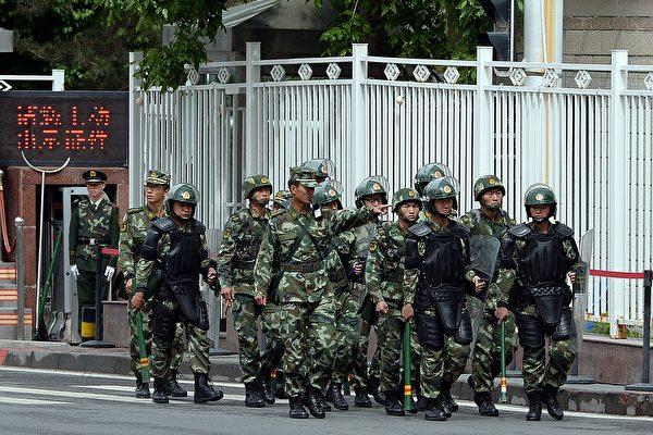 新疆墨玉縣政府遭武裝襲擊 8人死傷