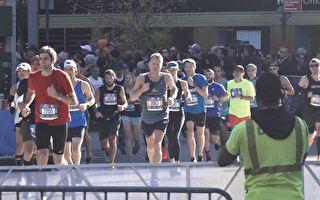 励志!美脑癌女子7天跑7大洲7场马拉松