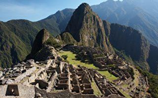 秘鲁的天空之城 马丘比丘