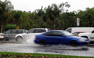 南加週日將迎比週五更強降雨