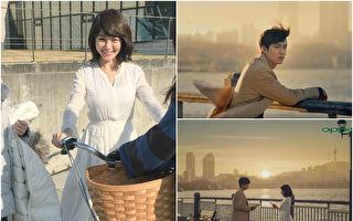 林明禎與李敏鎬拍廣告 浪漫畫面背後超辛苦