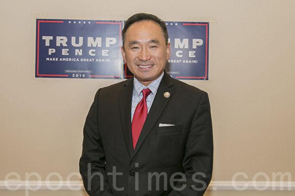 参加川普就职典礼 硅谷华人期待见证历史