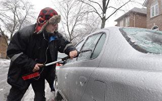 星期三大多地区局部有冰冻毛毛雨 少量校车服务取消