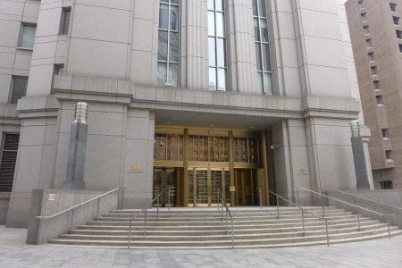 黄丹尼昨日在纽约南区联邦法院被判缓刑2年。