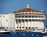 Casino是岛上最醒目的地标,体现小岛的独特风格。(商家提供)