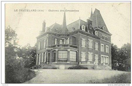 昔日的克乐伊特城堡。(克乐伊特城堡提供)