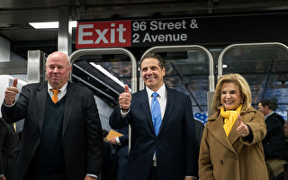 纽约州长:计划为上百万家庭免大学学费