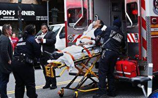 紐約長島列車布魯克林脫軌 逾百人傷