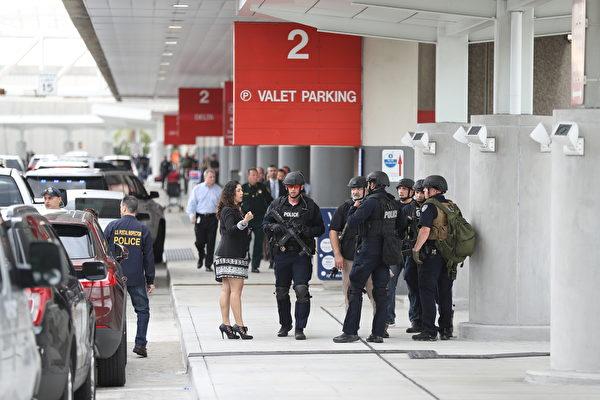 佛州機場槍擊未排除恐怖主義 安檢有漏洞