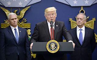 民主黨擬廢移民限制令 川普據理力抗