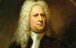 巴洛克歌劇大師──作曲家亨德爾