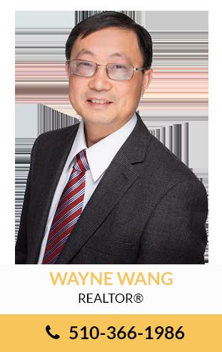 灣區房地產經紀Wayne Wang博士。(灣區房地產經紀Wayne Wang提供)
